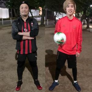 夜練始めました!大阪サッカー日記 vol.1