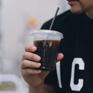 """BALANCE CAFE 一息つきたいそんな時に""""BALANCE COFFEE""""を。"""