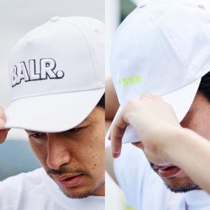 夏といえば白!愛用したいおすすめWHITE CAP