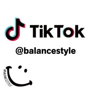 【お知らせ】バランススタイル Tik Tok始めました!