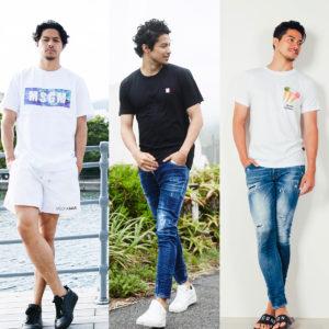 この夏にゲットしたい!スタッフ佐藤のおすすめ & 愛用Tシャツ!