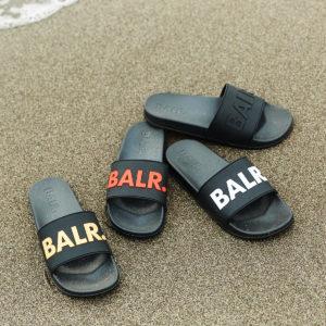 """足元から存在感を演出するBALR.の  """"SLIDER""""をGETし、夏を先取りしよう!"""