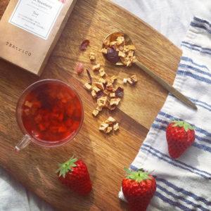 バランスカフェ|ホッと一息つきたい時に香り豊かなフルーツティーを。