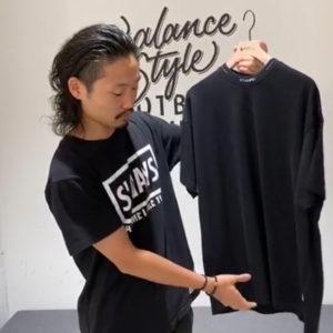 インスタライブVOL.44|STAMPDのおすすめTシャツ!