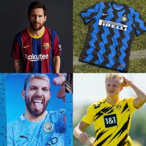 気になるデザイン!各クラブチームが発表した新ユニフォームに注目!