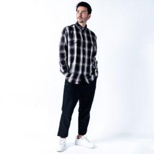 【新入荷】STAMPD|出来る男の秋コーデはシャツで大人っぽく!素材にも注目!!!