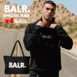 """【オンライン限定】バランススタイル10周年を記念して""""BALR.BAG""""が9/30(水)まで発売!"""