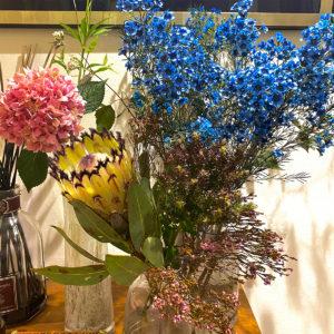 【コラム】花のあるライフスタイル、のある意味。