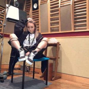 MSGM|歌姫も愛用!倖田來未さんのレコーディングスタイルに注目!
