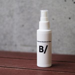 【週末・店舗限定】話題の優れ物「B/×Takex」除菌スプレーを3万円以上のお買上げの方へプレゼント!