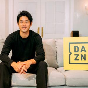 元鹿島アントラーズの内田篤人氏の初冠番組がDAZNにて配信されることが決定!