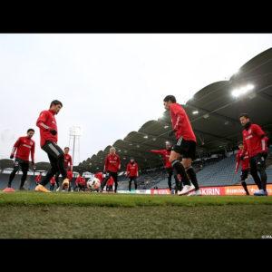 サッカー日本代表 今夜23時15分!注目のパナマ戦がキックオフ!