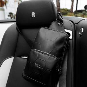 BALR.|HEXAGONデザインが存在感と高級感をプラスしてくれるクロスボディバッグ!