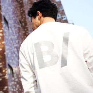 B/|ロングシーズン着用可能なロンT!今のうちから先取りがおすすめ!