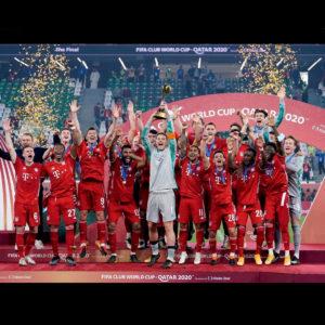 バイエルンがティグレスとの激闘を制し、クラブ世界一に!6冠を獲得した2クラブ目に輝く!