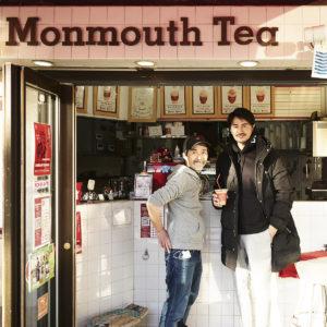 ダガヤサンドウに来たら、欠かせない!自慢のミルクティー&名物・店主で愛される「モンマスティー」。