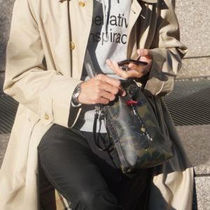 """【再入荷】GENTIL BANDIT 完売続出の""""巾着バッグ""""が数量限定で登場!"""