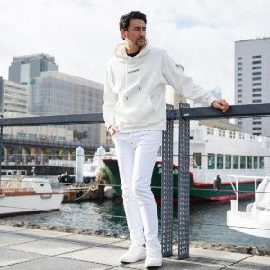 "GIOCATORE|春先にも最適な""オールホワイト""コーデで季節感を演出!"