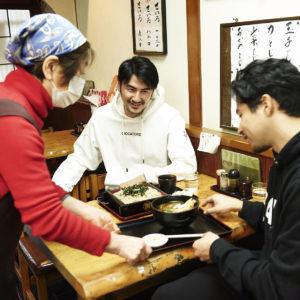 ダガヤサンドウ|将棋ファンも注目!優しい&懐かしい味を楽しめる「ほそ島や」
