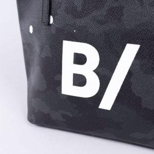 """GENTIL BANDIT   新作コラボアイテム!ロゴデザインが目を引く""""Sトート""""!"""