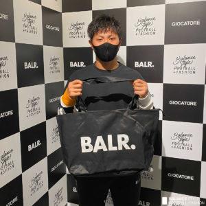 バランススタイル福岡 ソフトバンクホークス佐藤直樹選手ご来店!