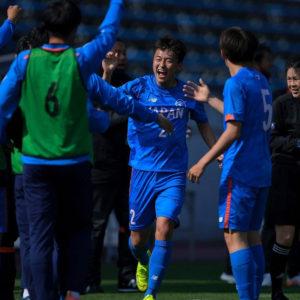 青森山田の選手が魅せた!高校選抜ラストマッチはU-18日本代表候補に3-0で勝利!