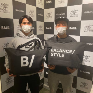 【まとめ】バランススタイル愛用者 福岡店にご来店されたサッカー選手 & 野球選手編!