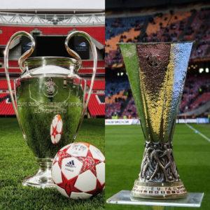 欧州最強を決める2つのファイナルがまもなくキックオフ!今シーズン有終の美を飾るのはどのチームか!