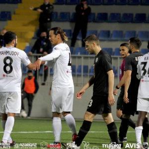 アゼルバイジャン・リーグのネフチに所属する本田圭佑選手が2試合連続ゴール!結果で存在感をアピール!