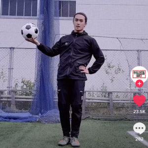 "BALLISTIK BOYZ from EXILE TRIBEの砂田将宏さんが""4WAY STRECH""のセットアップを着用!"