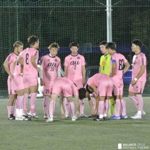 Edo All Unitedでプレーするスタッフ・筌口の休日サッカー日記。VOL.5