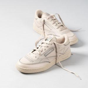 "「Maison Margiela × Reebok」前回即完売となった新作コラボスニーカー""Reebok x MM Club C sneakers""が6/25(金)より発売開始!"