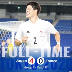 U-24日本代表、ベスト4進出なるのか!? 決勝トーナメント1回戦の相手はニュージーランド!