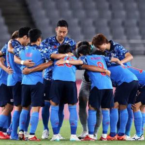 U-24日本代表、悲願の金メダル獲得へ向けて大事な第2戦目!vsメキシコ!