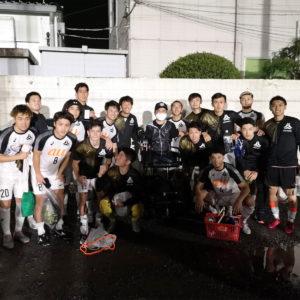 Edo All Unitedでプレーするバランススタイルスタッフ 休日サッカー日記。VOL.8