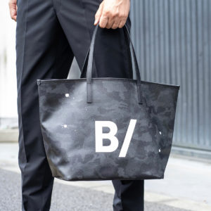 """ビジネスマンに欠かせないアイテム!スーツスタイルにもバシッとハマる""""GENTIL BANDIT""""のトートバッグ!"""