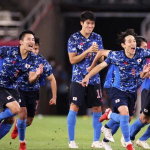 U-24日本代表準決勝進出!金メダル獲得へ負けられないvsスペイン戦は3日(火)にキックオフ!