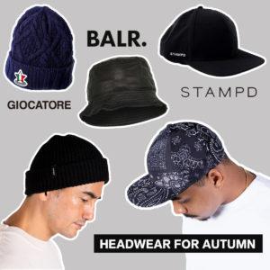 マニアにも必見!これからの季節に必須なキャップ&ニット帽特集