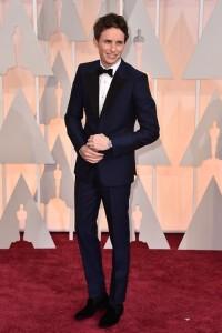 Eddie+Redmayne+-+Bowler+Black+-+Oscars+2015+5