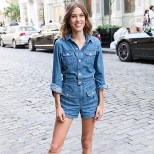 """AG jeansの魅力に迫る、第二弾。 """"ALEXA CHUNG FOR AG"""""""