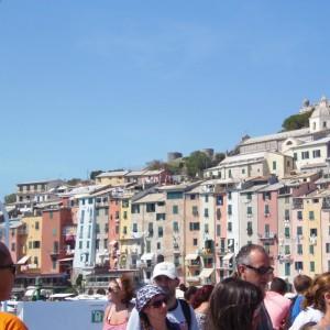【イタリアの青い海と青い空】〜絵のような絶景〜