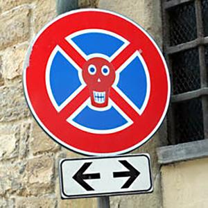 イタリアの街角ARTを探す