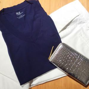 ファッションにブルーアイテムをうま〜〜く取り入れたい!