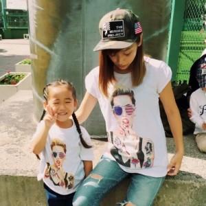 椎名法子さんも親子で「SPEND」愛用してくれています♡