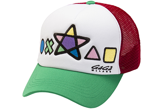 GA-0047CAP GRN-RED