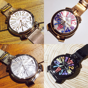 GaGa Milano | 成人を迎える方にぴったりの腕時計