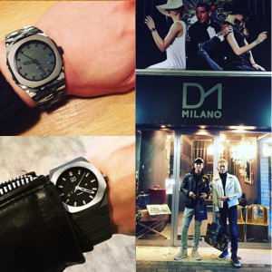 D1 Milano | DEEPメンバー着用