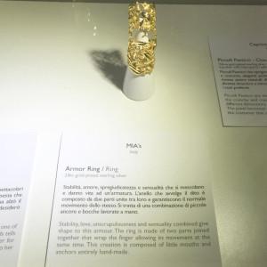 MIA's | イタリア若手デザイナー優秀作品としてノミネート!