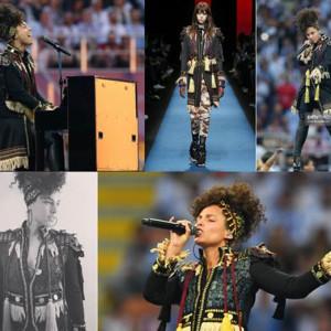 """Alicia KeysがCL決勝戦でライブパフォーマンス!! 衣装はスポーツと深く関わりのある""""あの""""ブランド!"""