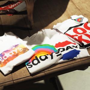 もうすぐ再入荷!大人気のイタリアンサーフブランド「S'DAYS(エスデイズ)」のTシャツをチェック!